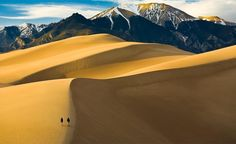 Also want to go to Great Sand Dunes National Park this summer!