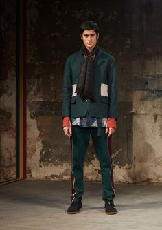 See the complete Pigalle Fall 2017 Menswear collection.