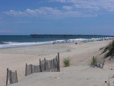 A Nags Head Beach View