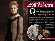 M'Lady Magazine - The Queen We Love to Hate
