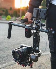 Love this setup  Sony A6300  24-105mm 4.0L  Metabones Smart Adapter IV  SmallHD DP4  RoninM   Photo by @bushybeardfilms