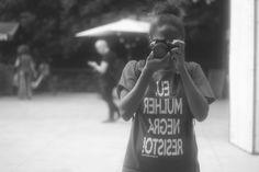 #espelho #mirror #mulhernegra #blackwoman #eumulhernegraresisto