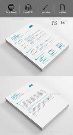 How To Write A Resume.net Unique Free Minimal Advanced Resume Template  Graphic Design  Pinterest