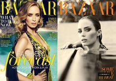 Emily Blunt – Harper's Bazaar Australia November 2012