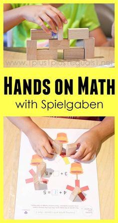Hands on Math with Spielgaben