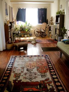 Apartment Therapy -- L.A. Barbara's Boho Home