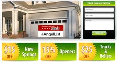 Garage Door Repair in Kaysville service brings you the best garage door repair in Kaysville has to offer, with best experts to serve you who are trained to solve any problem related to garage door. Call (801) 928-7283 and get a FREE estimate for any garage door repair, installation or service available 24 hours with largest selection of garage doors in Kaysville.	#GarageDoorRepairKaysville #KaysvilleGarageDoorRepair #GarageDoorRepairKaysvilleUT #GarageDoorRepairinKaysville…