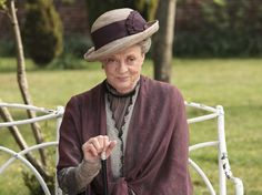 The Wit And Wisdom Of Downton Abbeys Dowager Countess  'There's nothing simpler than avoiding people you don't like. Avoiding one's friends, that's the real test.'