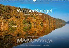 WasserSpiegel Mecklenburgische Seenplatte (Wandkalender 2016 DIN A3 quer): wenn die Trennung zwischen Landschaft und Wasserspiegelung verschwindet (Monatskalender, 14 Seiten) (Calvendo Natur) von Uli Stoll http://www.amazon.de/dp/3664185137/ref=cm_sw_r_pi_dp_Cmaywb0MJ8NN5