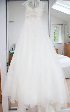 #weddingdress #bridalprep #bridalpreparation #weddingphotography #caerphillywedding #wedding