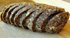 Könnyen elkészíthető gluténmentes kenyér chia maggal és mandulával – Recept!