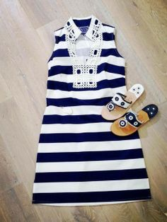 Sail to Sable and Jack Rogers Preppy Outfits, Summer Outfits, Cute Outfits, Nautical Outfits, Prep Style, My Style, Preppy Girl, Passion For Fashion, Spring Summer Fashion