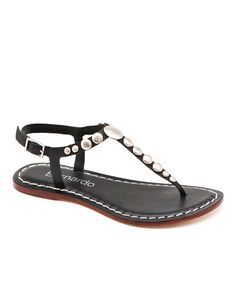 Take a look at this Black Mojo Leather Sandal today!
