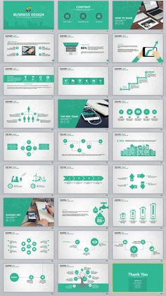Business Design Professional Powerpoint Template  Powerpoint