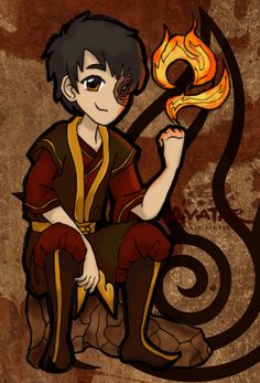 The Boys of Avatar - Zuko by suzannedcapleton.deviantart.com on @deviantART