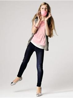 Kids Clothing: Girls Clothing: We ♥ Outfits | Gap   - such a cute outfit