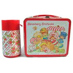 Strawberry Shortcake Lunchbox