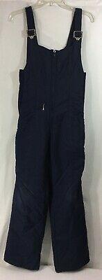 Obermeyer Women's Ladies Size 10 Snow Ski Pants Insulated Navy Blue Bib Overalls Bib Snow Pants, Ski Pants, Telluride Ski, Snow Skiing, Snow Suit, Navy Blue, Size 10, Lady