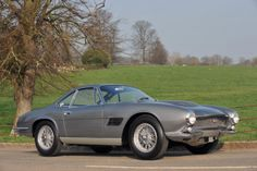 Aston Martin DB4 GT Bertone Jet – 1960