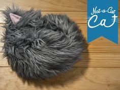 The Not-a-Cat Cat: The World's First Cat that Isn't by Vat19 — Kickstarter
