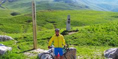 Col de Larche - not easy to spot, but we found the Coppi monument The Mont, French Alps, Mountains, Easy, Travel, Viajes, Trips, Tourism, Bergen