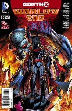 Darkseid has won World's End 26