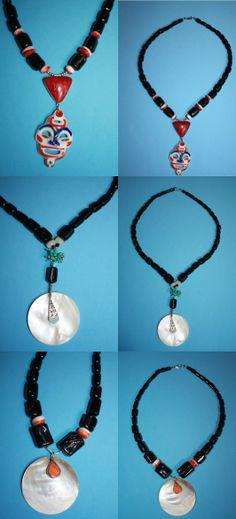 @BlackCoral4you Black Coral and Pendants / Coral Negro y Pendientes o Dijes http://blackcoral4you.wordpress.com/