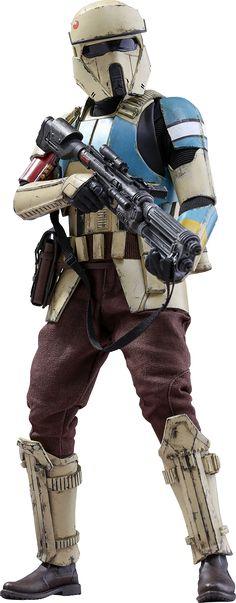 Hot Toys Shoretrooper Sixth Scale Figure