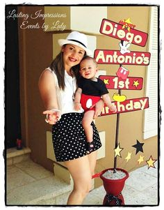 Mickey Mouse Birthday Party Ideas | Photo 6 of 57