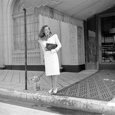"""Breakaway Dress"" | Date taken: April 1944, Photographer:John Florea | LIFE archive Hosted by Google"