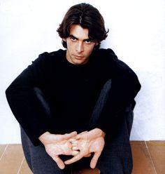 Eduardo Noriega, por Antón Goiri, 1999