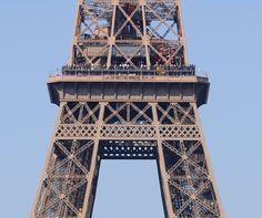 Paris - Eiffelturm - Zweite Plattform - Torre Eiffel - Wikipedia, la enciclopedia libre