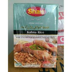 Kabsa Rice https://shopee.co.id/fefiro