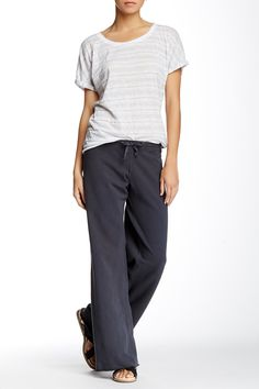 Michael Stars | Long Drawstring Pant | Nordstrom Rack  Sponsored by Nordstrom Rack.