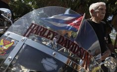 101 anni in Harley