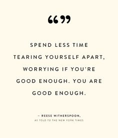9 Inspirational Mantras Successful Women Live By (and You Should Too) An inspirational quote from Reese Witherspoon Reese Witherspoon, Quotes To Live By, Me Quotes, Motivational Quotes, Inspirational Quotes, Qoutes, Yoga Quotes, Quotes By Women, Hard Day Quotes