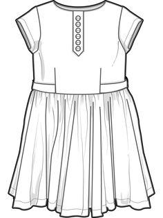 SS17 girls Dress