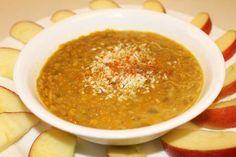 apple lentil soup