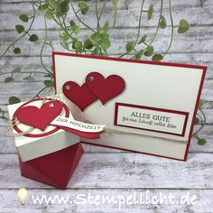 Stempellicht: Wedding - packaging for money gifts and matching cards