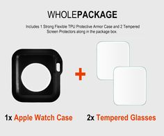 I just ordered another for my Dad and I'm definitely recommending this case for the added protection it gives my watch, If you are a bit careless and non nonchalant like me, get this and thank me later.  What's more? I like the 2 very high quality screen protectors included as bonus ! I am very glad to have this one.  Thank you Dream Solution Media for i am completely satisfied with this purchase and the quality of the build and design! By far the cheapest and most expensive looking apple…