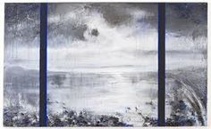 Hours Later | Richard Hambleton via @artnet  His landscapes have such intensity.  I dearly want one.