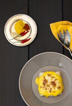 Receta 399: Puerros al curry » 1080 Fotos de cocina