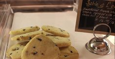 Black Olive & Olive Oil Sable by TC Paris:  A delicate blend of sweet and savory.  Infusion of black olives and 'Wild Mushroom & Sage' olive oil.  Perfect as a cookie, or compliment to great cheeses.
