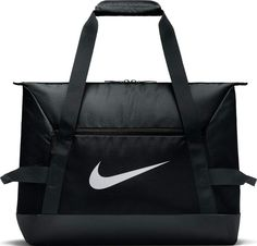 Nike Nk Acdmy Team S Duff Gym Bag Durable fabric Large main compartment  Sizes  44 4b6c343687bd7