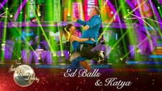 Ed Balls & Katya Jones Salsa to 'Gangnam Style' by Psy - Strictly Come D...