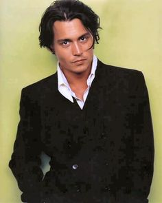 Johnny Depp!!! So Handsome!!!