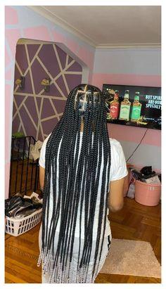 Box Braids Hairstyles For Black Women, Braids Hairstyles Pictures, Twist Braid Hairstyles, Black Girl Braids, Braided Hairstyles For Black Women, African Braids Hairstyles, Braids For Black Hair, Wig Hairstyles, African Hair Braiding