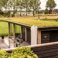 Previous Next Home Projecten Veranda Backyard Playhouse, Patio Roof, Next At Home, Play Houses, Veranda Ideas, Pergola, Deck, Exterior, Cabins