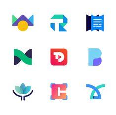 Logofolio 2018 on Behance