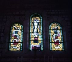 Stained Glass Windows of the Little Chapel in the Town of Varrangeville by Braque | LACMA Collections